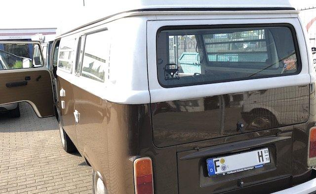 T2b FaltDachCamper VW Bus Service Auslieferung Referenz BusChecker 04 2019