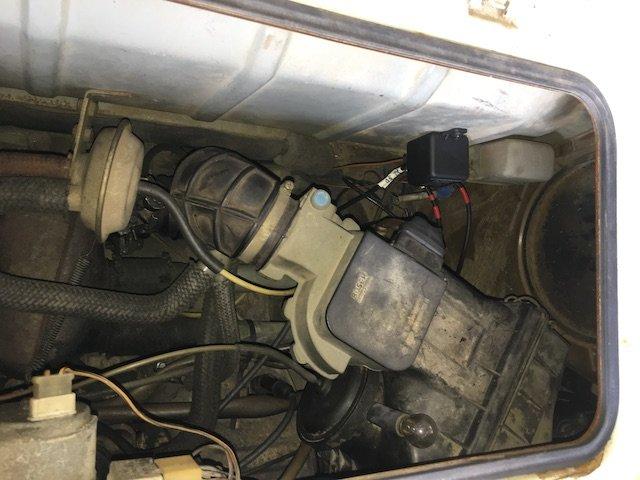 T2b Motor mit Einspritzanlage elektronisch geregelt Referenz BusChecker