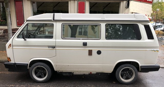 T3 FaltDachCamper Westfalia kaufen in Stuttgart Referenz VW Bus Checker 11 2018