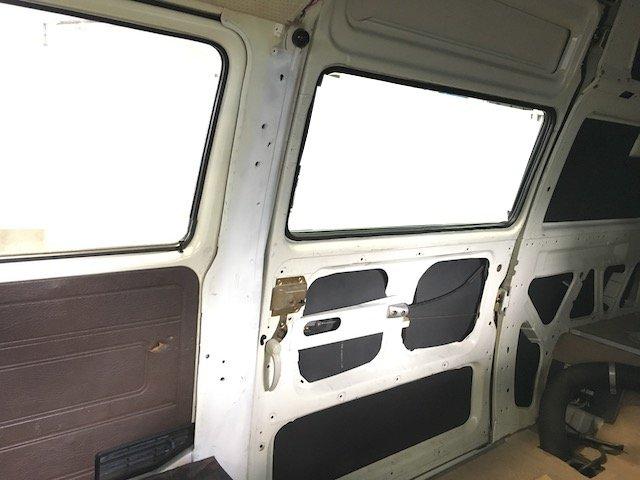 T3 Fenster Schiebetuer nachruesten Erfahrungen VW Bus Checker