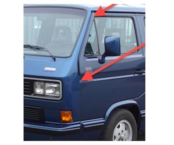 T3 Last limited Inserate Check durch den VW BusChecker FAN360 hier Farbabweichungen