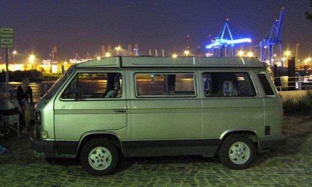 T3 Multivan KlappDachCamper Gunnar Hamburg Referenz BusChecker 10 2012