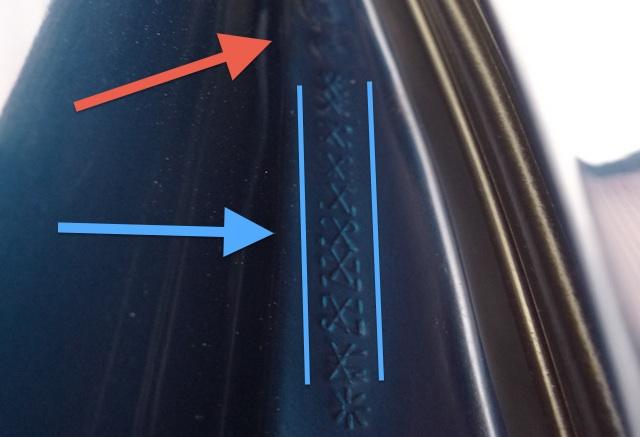 T4 Bus TechnikCheck Karosserie Fahrgestellnummer nach Sicherstellung weggeixxt Achtung DIEBSTAHLSCHADEN vermeidbares Risiko Kopie