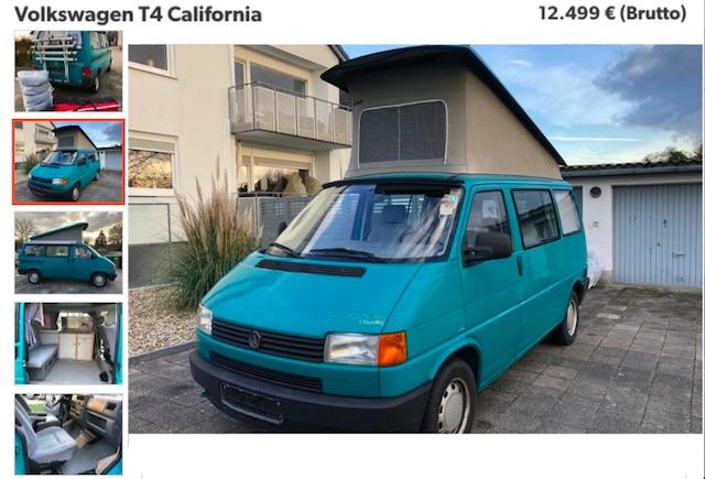 T4 California Coach 1.9 Turbodiesel Erfahrungen BusChecker