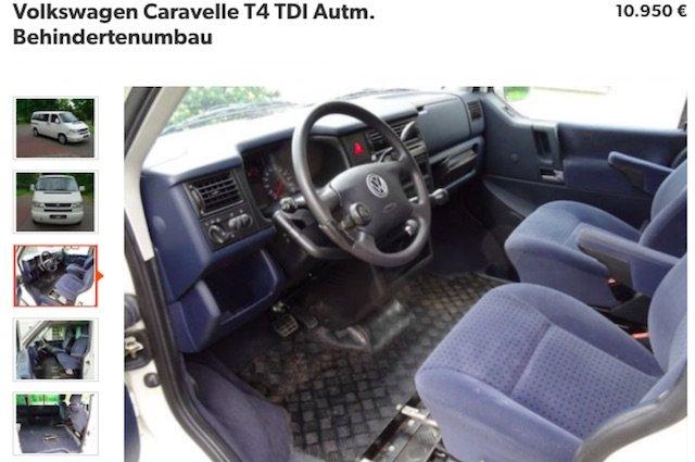 T4 Handicap Ausstattung Beratung BusChecker 01 2018