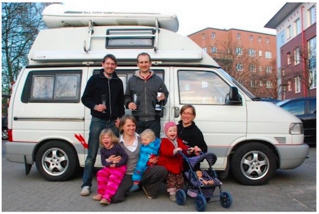 T4 HochDachCamper Malibu kaufen mit dem BusChecker Carsharing Hamburg Refernz Insa