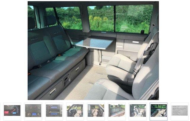 T4 Multivan Inserat richtig deuten mit dem BusChecker