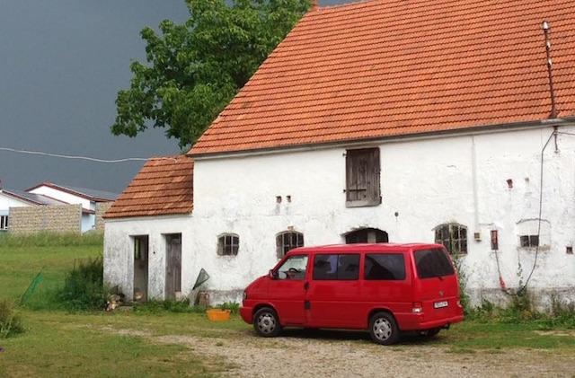 T4 Multivan kaufen Bayern VW Bus Checker