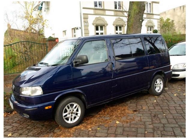 T4 Multivan kaufen mit dem BusChecker Referenz BErnd aus Berlin oktober 2013