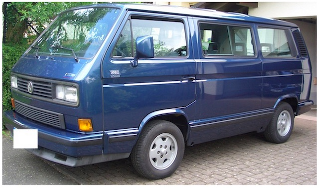 VW BUs T3 Last Limited Edition kaufen mit dem BusChecker Referenz Rolf aus dem Odenwald