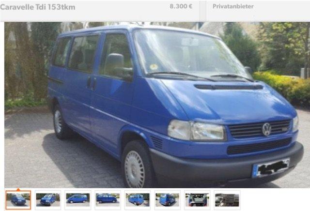 VW Bus Duesseldorf Kaufberatung Referenz Bus Checker 05 2017