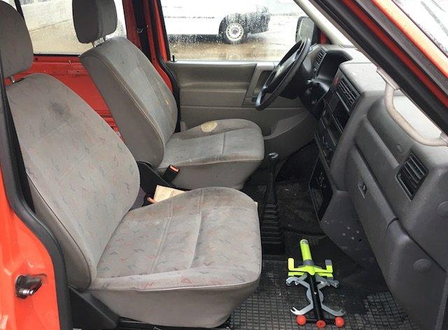 VW Bus Feuerwehr kaufen Erfahrungen