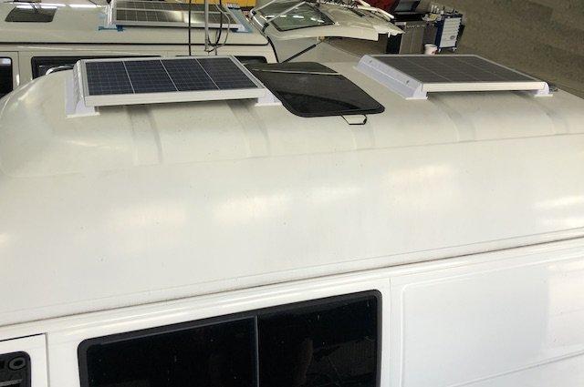 VW Bus Solar Erfahrungen Referenzen BusChecker