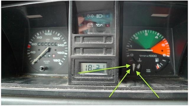 VW Bus T3 Kühlmitteltemperaturanzeige vom Volkswagenpartner korrigiert FAN360 klärt auf
