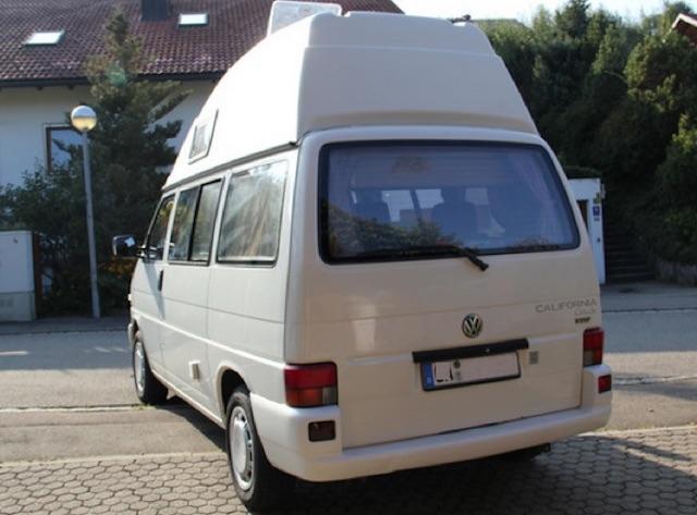 VW Bus T4 California kostenloser InserateCheck mit dem BusChecker