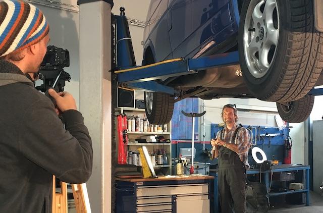 VW Bus T4 Experte BusChecker alias Enrico Nagy