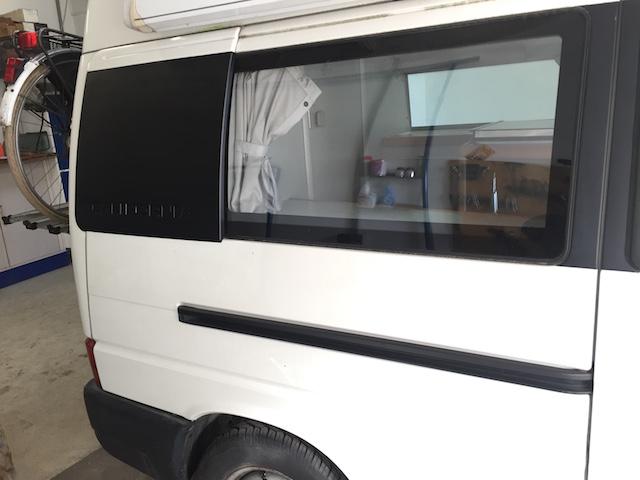 VW Bus T4 HochDachCamper California Exclusiv auffrischen