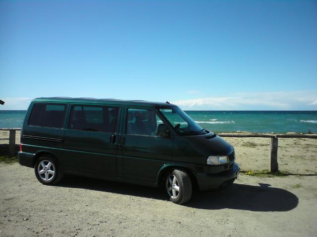 VW Bus T4 Jens BusChecker Referenz Kaegsdorf 04 2016 nach Auslieferung