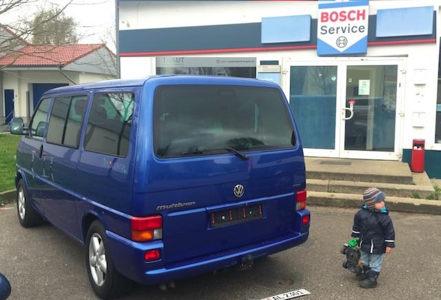VW Bus T4 Multivan BusChecker Referenz Robert aus Berlin 05 2016