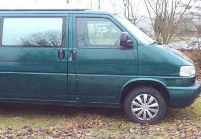 VW Bus T4 Multivan FaltDach kaufen
