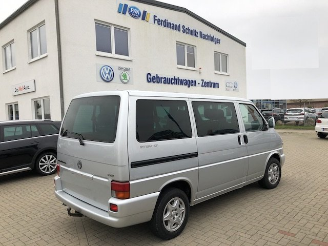 VW Bus T4 Multivan Hamburg Service Referenz BusChecker 02 2019
