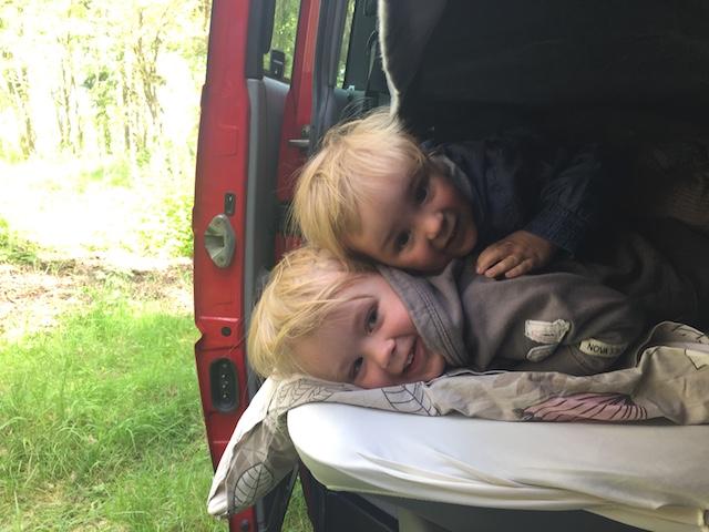 VW Bus T4 Multivan langes Wochenende