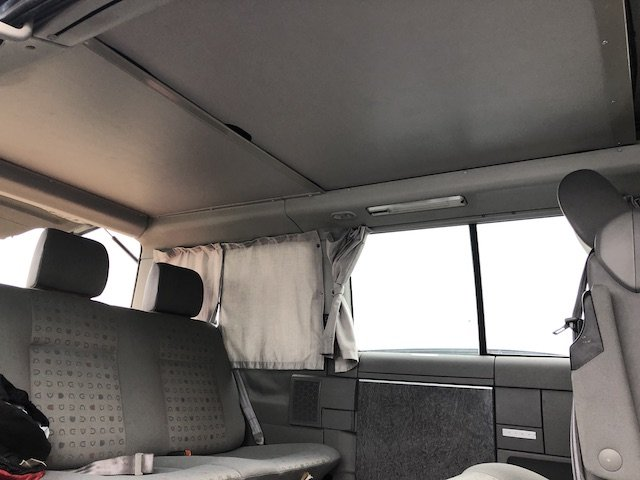 VW Bus T4 Multivan mit FaltDach ab Werk ohne Camper Ausstattung Reimport Benelux