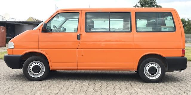 VW Bus T4 Syncro Maengel erkennen mit dem BusChecker
