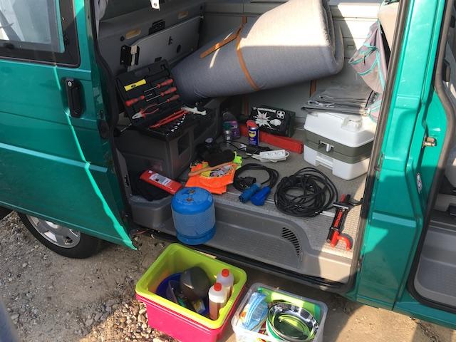 VW Bus T4 Westfalia Faltdach Camper kaufen mit dem Bus Checker Referenz 04 2017