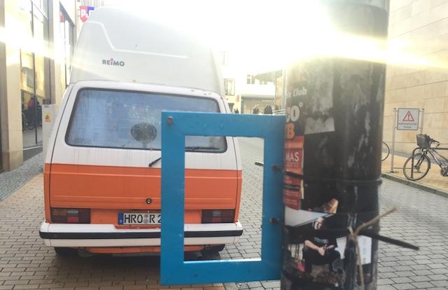 VW Bus des Monats schwarz gemacht schon immer Geld gebracht