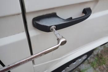 VW Bus gegen Diebstahl sichern mit dem BusChecker
