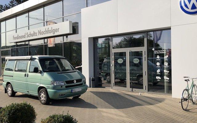 VW Bus kaufen Mannheim online kostenlose Beratung BusChecker