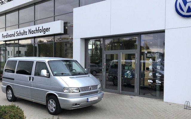 VW Bus kaufen Potsdam Erfahrungen BusChecker Referenz classic competence center Rostock