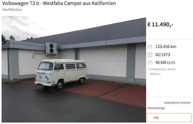 wir kaufen Dein Auto VW Bus verkaufen BusChecker Verkaufsberater
