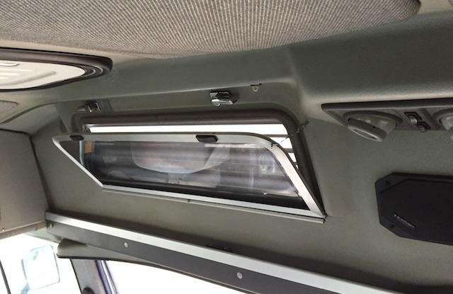 VW Bus T3 Dehler Dachfenster links und rechts