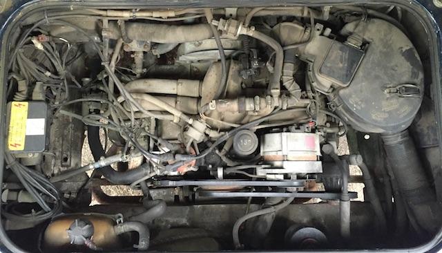 VW Bus T3 Dehler mit Boxer Benziner Einspritzer
