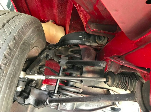 VW Bus T3 Unterboden gut erhalten oder hübsch angemalt ACHTUNG FAKE ANGEBOT
