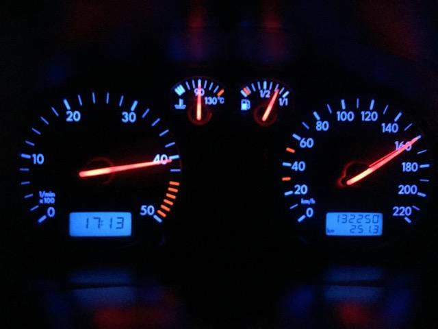 VW Bus T4 Syncro V max 160 km/h