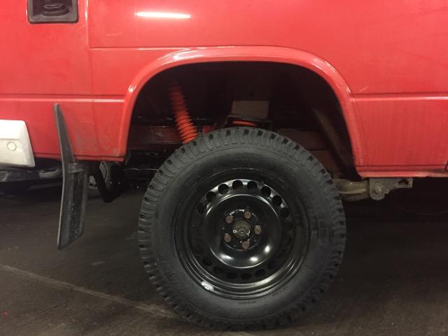 VW Bus T3 höher legen mit Trailmaster Fahrwerk