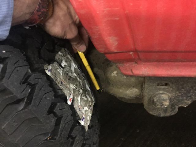 VW Bus T3 höher legen Abstand zwischen Schwinge hinten und Reifen