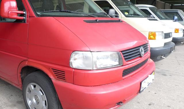 Kaufberatung VW Bus T4 Benziner mit dem Bus Checker