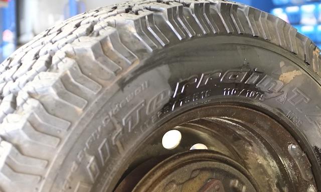 T3 Syncro Reifen 225 75 R 16 Vergleich Höherlegung T4 T3