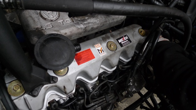 T4 5 Zylinder TDI Motor general überholt von Meyer Motoren