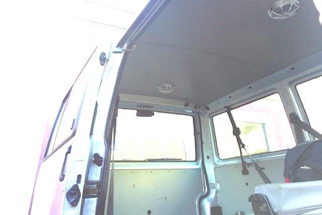 T4 Caravelle CL Dachhimmel aus Pappe