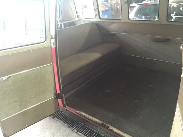 VW Bus T1 Brautpaare oder Schaafe transportieren