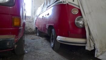 VW Bus T1 Scheunenfund Titelbild
