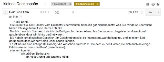 VW Bus T1 Scheunenfund feed back der Eigner 02 2013