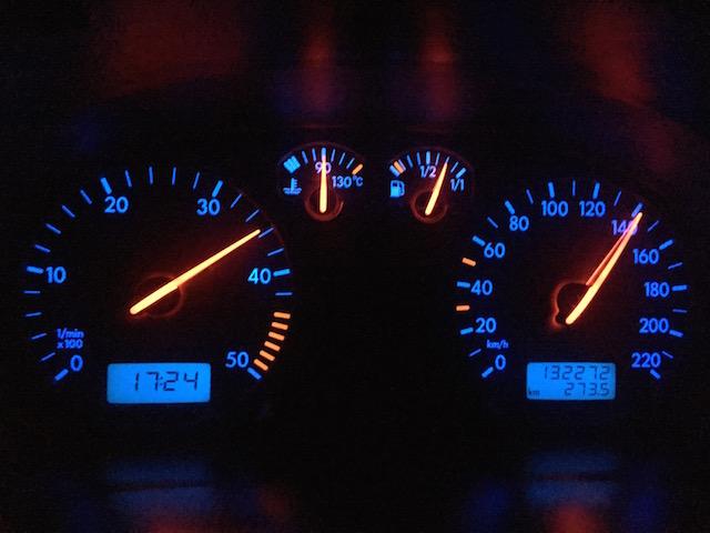 VW Bus T4 Syncro gute Reisegeschwindigkeit 140 km:h