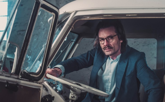 VW Bus T1 Experte BusChecker aka Enrico Nagy