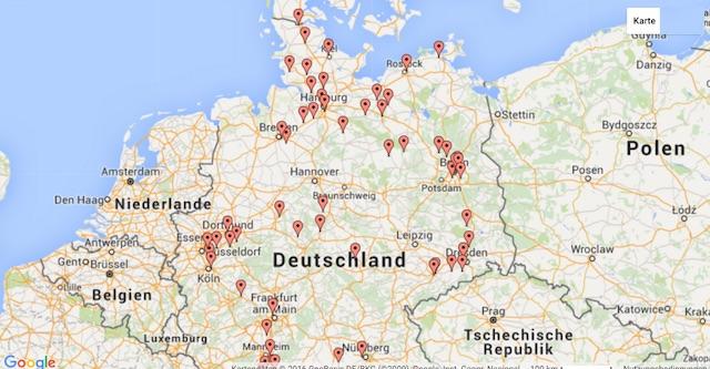 VW Bus Services Norddeutschland 04 2016